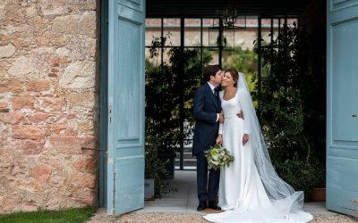 Elena y Julián, una bonita boda en Finca Las Margas