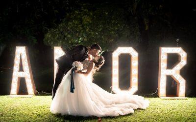Laura y Juan Carlos, una boda en una villa privada de Guadalmina