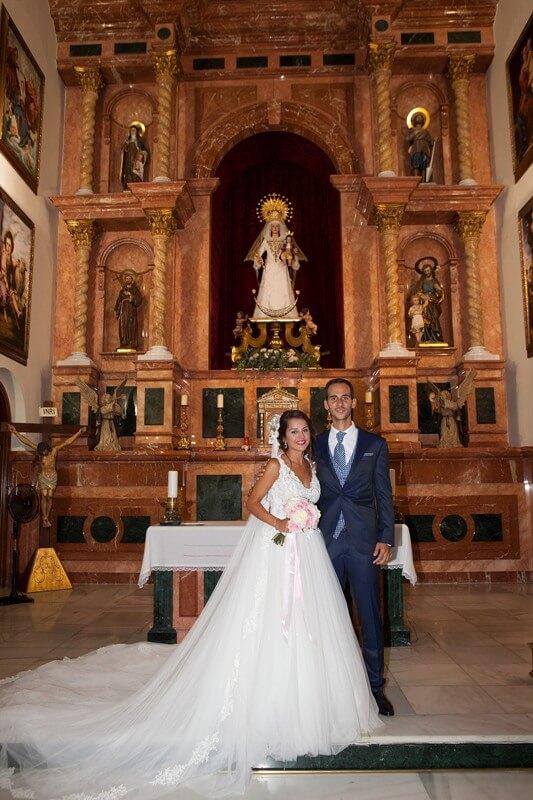 Boda de Rocío y Miguel Ángel
