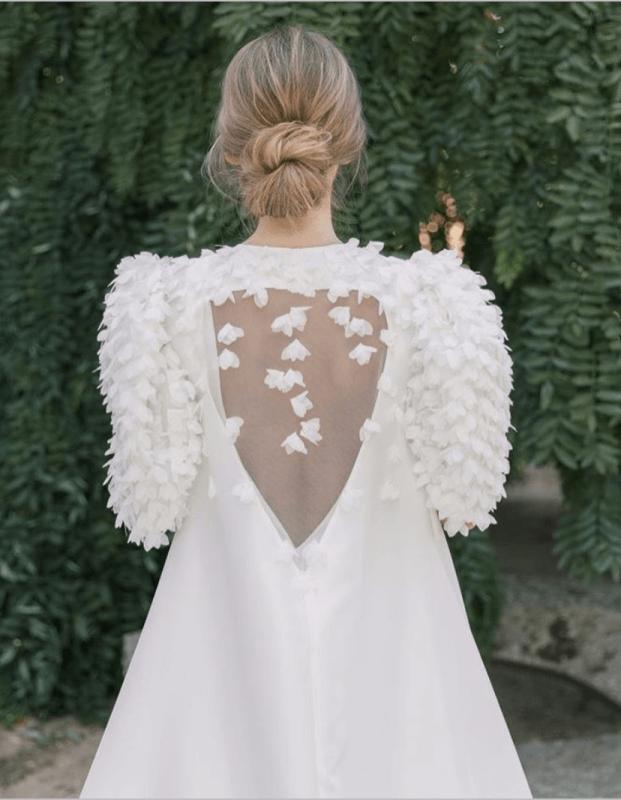 Vestido de Maria Baraza