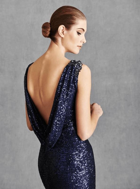 Vestido de Silvia Fernandez