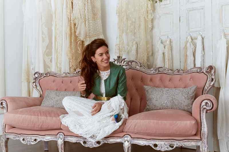 Vestido de novia Valenzuela Atelier