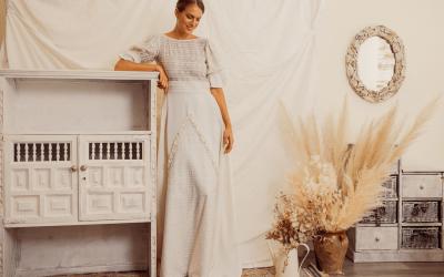 Entrevista a Raquel López, atelier especializado en vestidos de novia