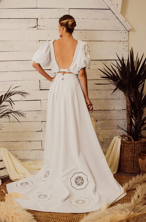 Raquel López, atelier especializado novias