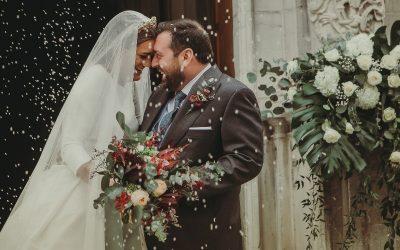 Belén y Xavi, una boda íntima en Burriana