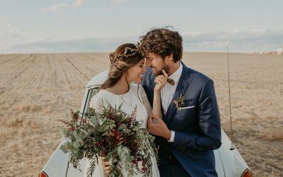 Evelin y Pablo, una boda en la Finca Villa Gloria en Medina del Campo