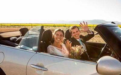 Francisca y Vasco, una boda en una capilla portuguesa