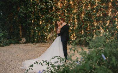 Tania y Javier, una boda en Jardines de Abril en Alicante