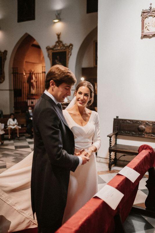 La boda de Julián y Lole
