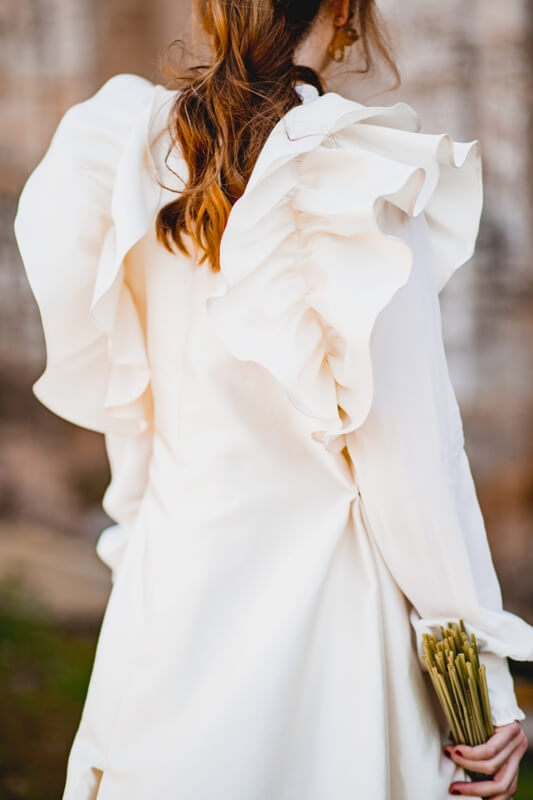 ALESTE ATELIER - Vestido de novia