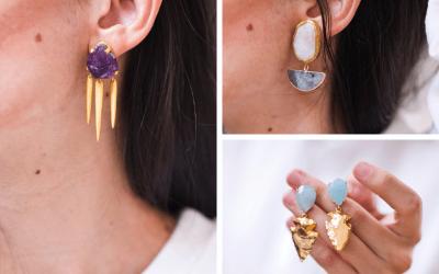 Descubrimos la nueva colección de Acantha, joyas pensadas para hacernos brillar