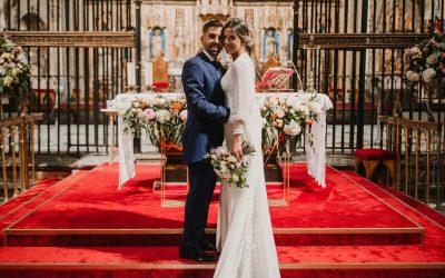 Marta y Julio, una boda en Finca La Llaguna en Alicante