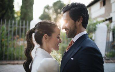 La re-boda de Ana y Alberto en Casa de los Cassy