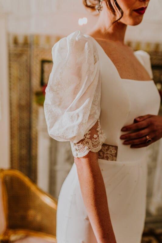 Lorena Merino - Vestido de novia