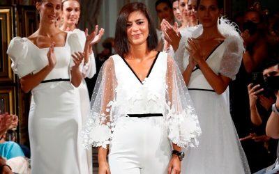 Descubrimos la nueva colección bridal de la diseñadora Silvia Fernández