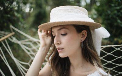 Si eres fan del slow fashion y los tejidos naturales, ¡este look de novia te va a encantar!