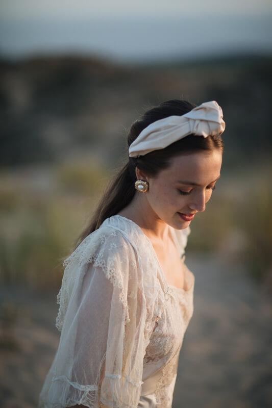 Vestido lencero - L'Arca Barcelona